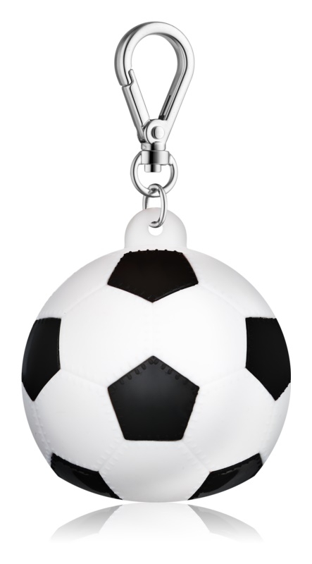 Bath & Body Works PocketBac Soccer Ball silikonowy futerał na żel do rąk