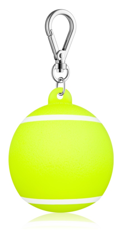 Bath & Body Works PocketBac Tennis Ball Silikonhülle für antibakterielles Gel