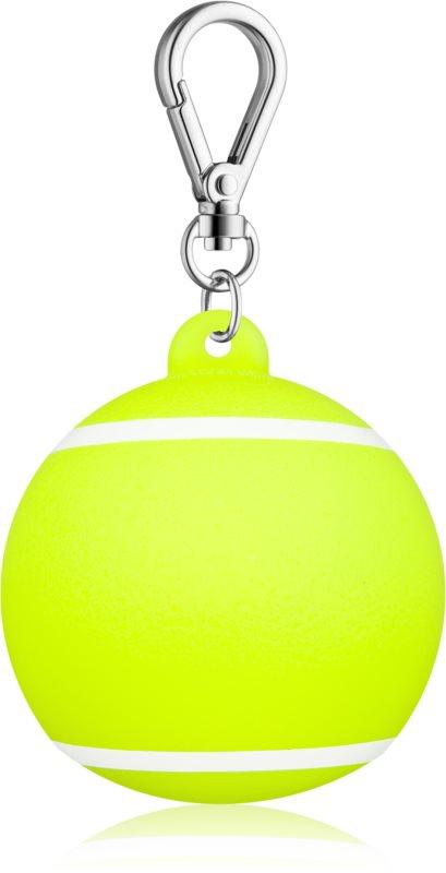 Bath & Body Works PocketBac Tennis Ball szilikonos tok antibakteriális gélhez