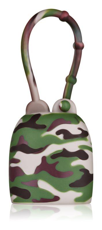 Bath & Body Works PocketBac Camouflage silikonowy futerał na żel do rąk