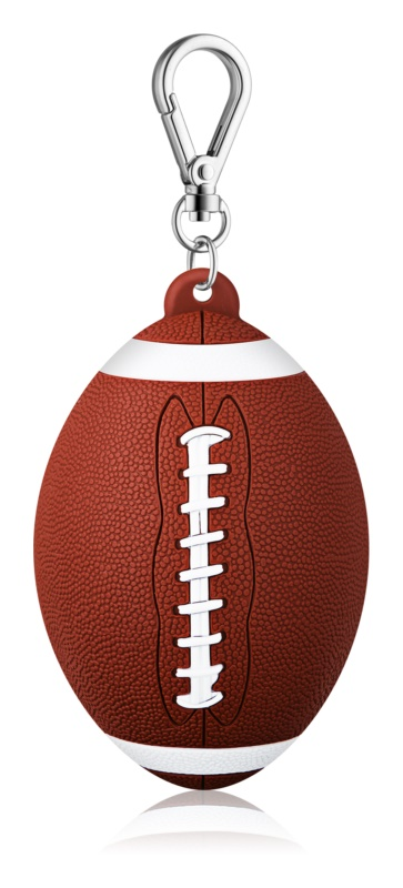 Bath & Body Works PocketBac Football szilikonos tok antibakteriális gélhez