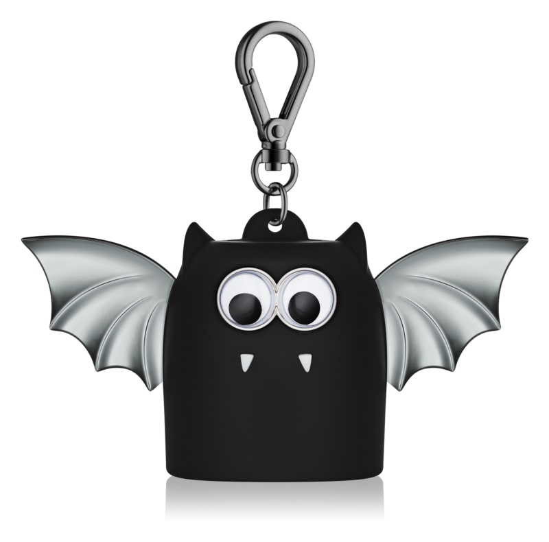 Bath & Body Works PocketBac Googly-Eyed Bat Glowing Silicone Holder for Antibacterial Gel