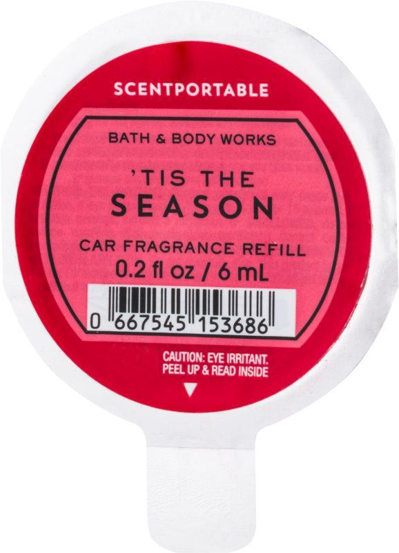 Bath & Body Works This is the Season vôňa do auta