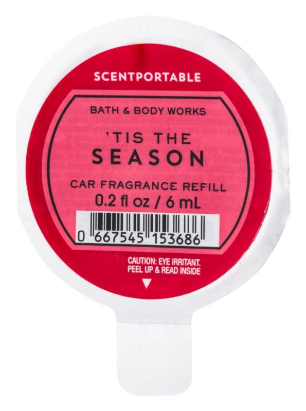 Bath & Body Works 'Tis the Season ambientador auto