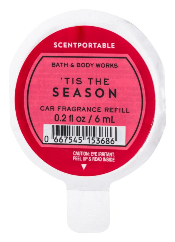 Bath & Body Works 'Tis the Season parfum pentru masina