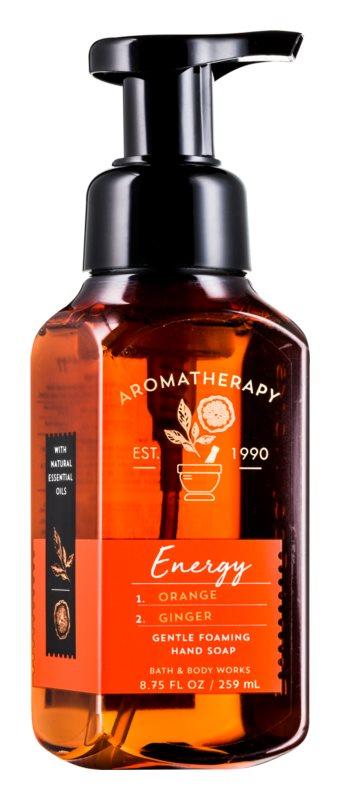 Bath & Body Works Energy Orange Ginger mydło w piance do rąk