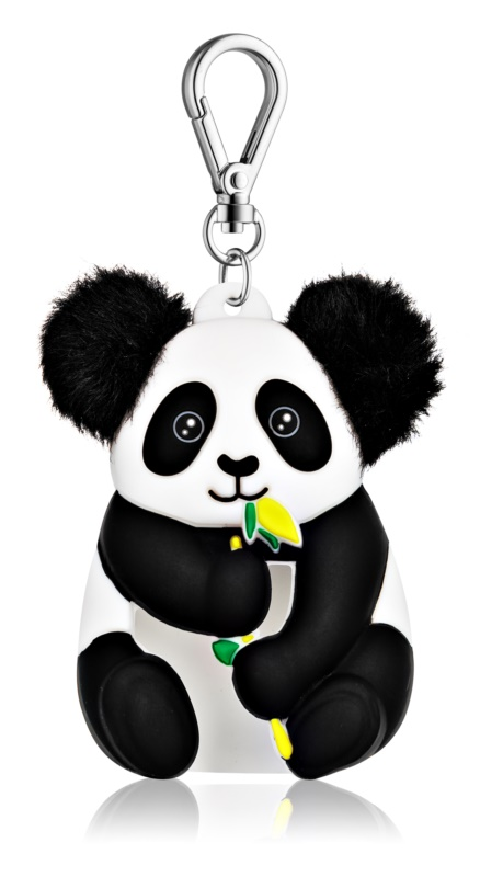 Bath & Body Works PocketBac Panda svjetleći držač za gel za ruke