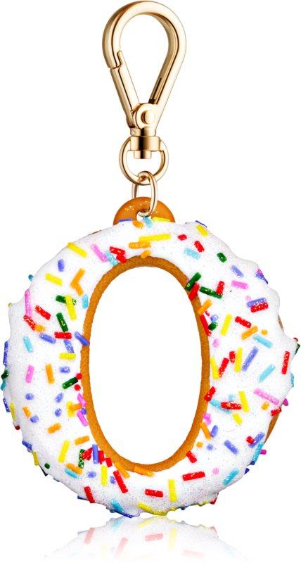 Bath & Body Works PocketBac Donut with Sprinkles szilikon kézfertőtlenítő gél csomagolás