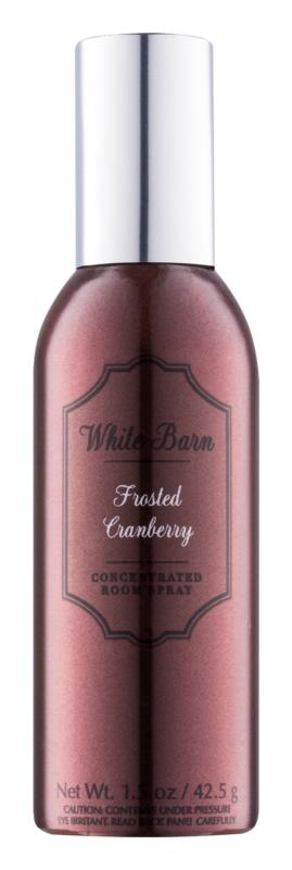 Bath & Body Works Frosted Cranberry bytový sprej 42,5 g