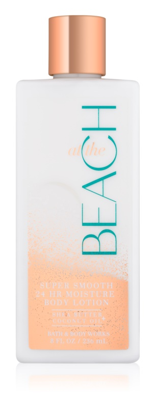 Bath & Body Works At the Beach lapte de corp pentru femei 236 ml
