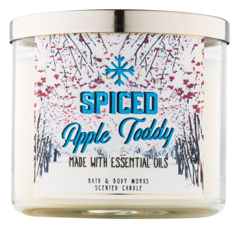 Bath & Body Works Camp Winter Spiced Apple Toddy Duftkerze  411 g