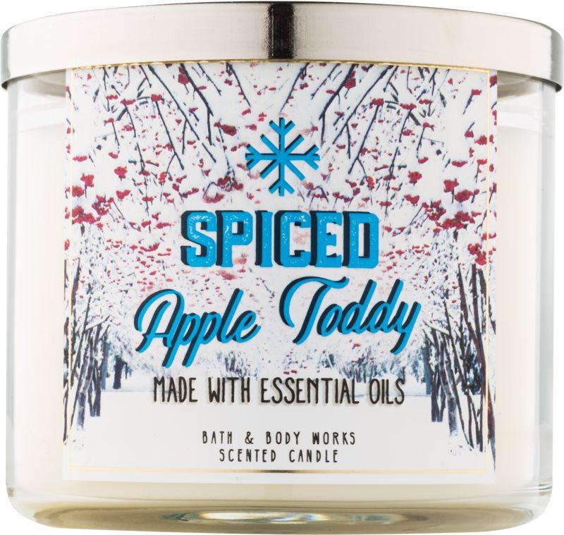 Bath & Body Works Camp Winter Spiced Apple Toddy vonná sviečka 411 g