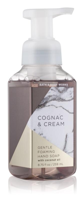 Bath & Body Works Cognac & Cream penasto milo za roke