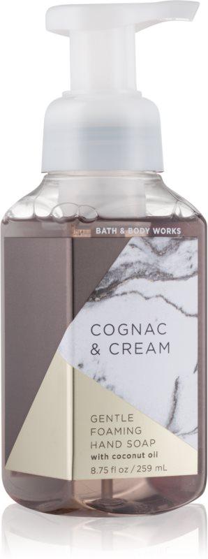 Bath & Body Works Cognac & Cream Schaumseife zur Handpflege