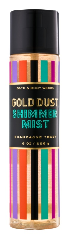 Bath & Body Works Champagne Toast Körperspray Damen 226 g glitzernd