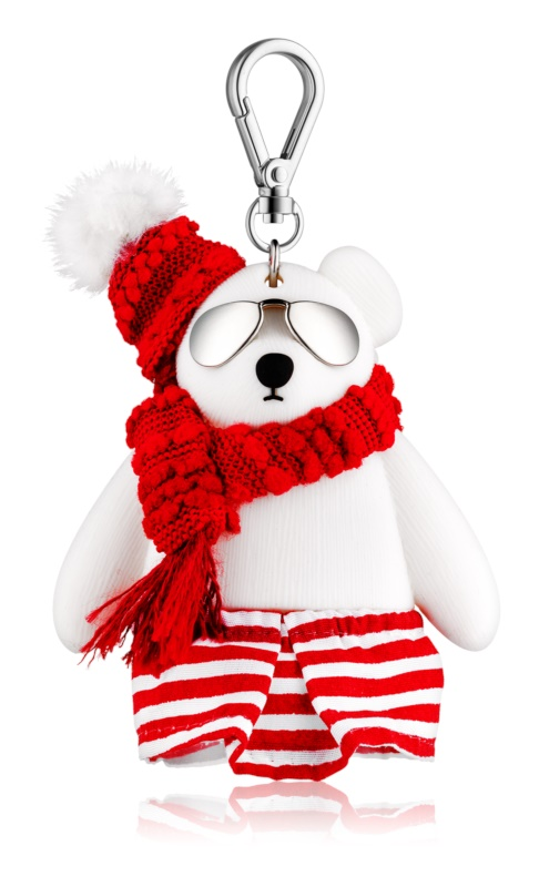 Bath & Body Works PocketBac Fashion Bear ambalaj din silicon pentru gelul de mâini
