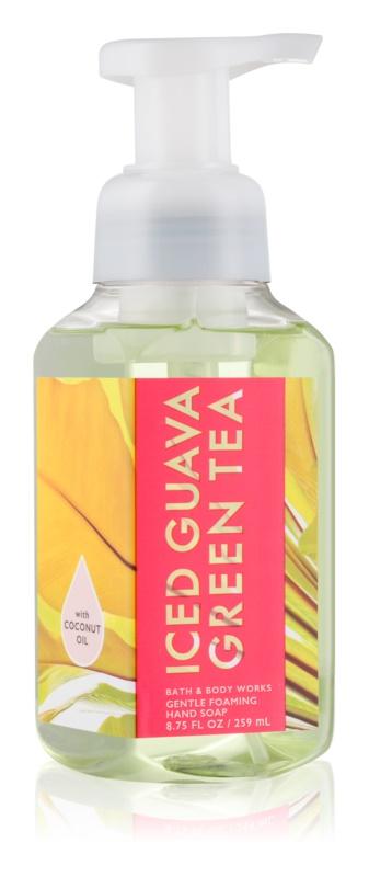Bath & Body Works Iced Guava Green Tea pěnové mýdlo na ruce