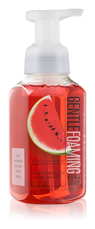 Bath & Body Works Watermelon Lemonade tekuté mydlo na ruky