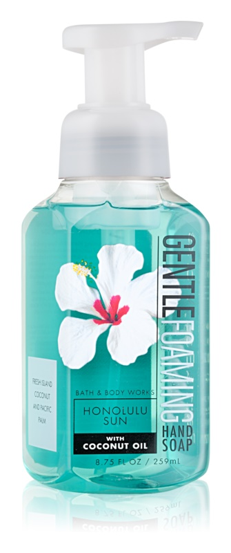 Bath & Body Works Honolulu Sun Foaming Hand Soap