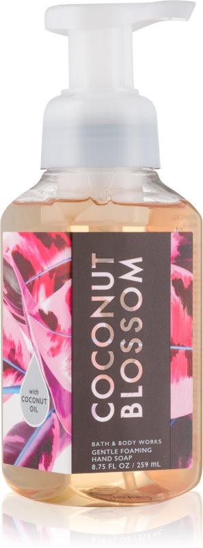 Bath & Body Works Coconut Blossom Sapun spuma pentru maini