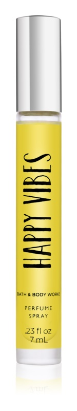 Bath & Body Works Happy Vibes eau de parfum pour femme 7 ml
