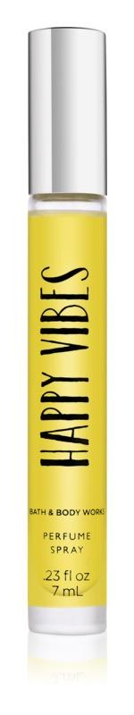 Bath & Body Works Happy Vibes parfumska voda za ženske 7 ml