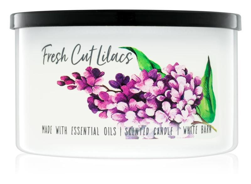 Bath & Body Works Fresh Cut Lilacs Geurkaars 411 gr