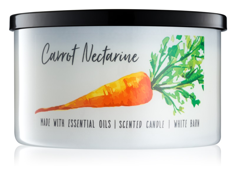 Bath & Body Works Carrot Nectarine Scented Candle 411 g