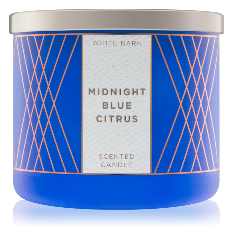 Bath & Body Works Midnight Blue Citrus Geurkaars 411 gr I.