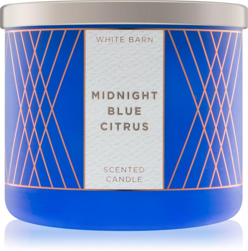 Bath & Body Works Midnight Blue Citrus lumânare parfumată  411 g I.