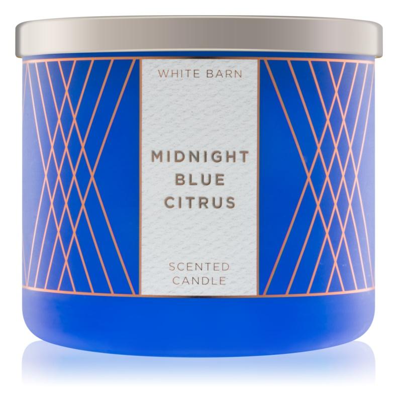 Bath & Body Works Midnight Blue Citrus vonná svíčka 411 g I.