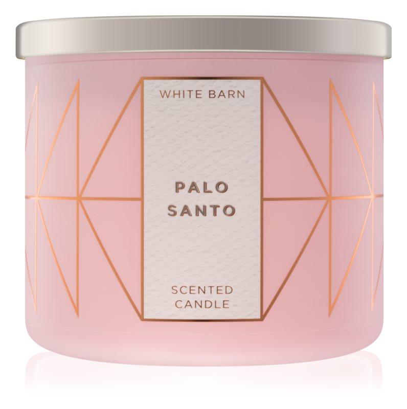 Bath & Body Works Palo Santo bougie parfumée 411 g