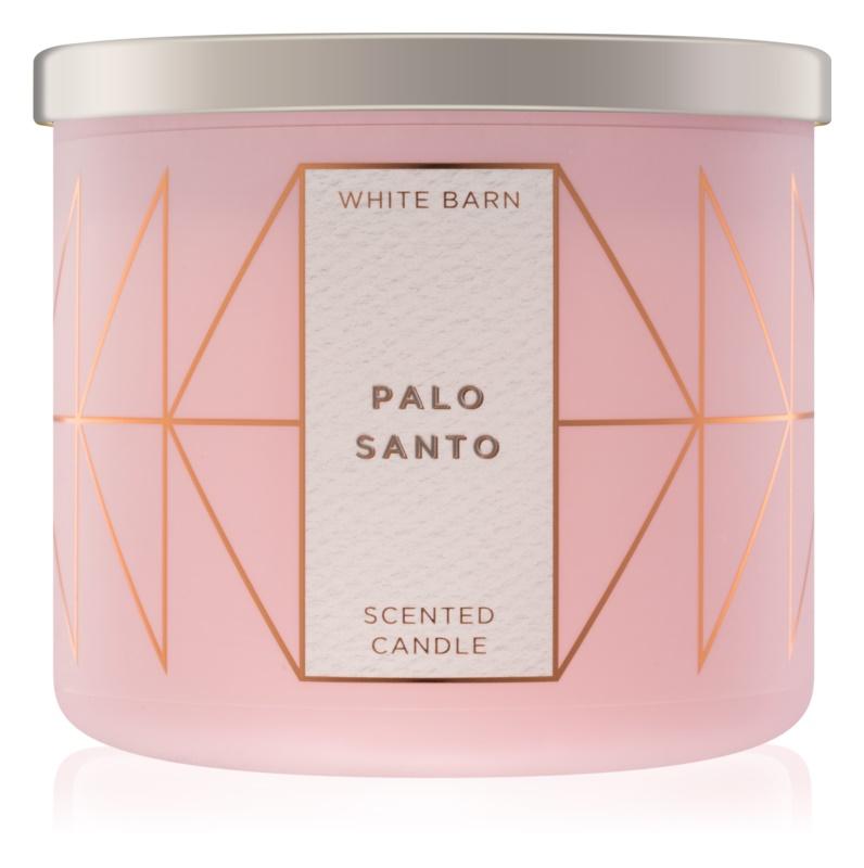 Bath & Body Works Palo Santo vonná svíčka 411 g