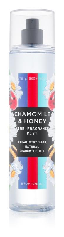 Bath & Body Works Chamomile & Honey spray corpo per donna 236 ml