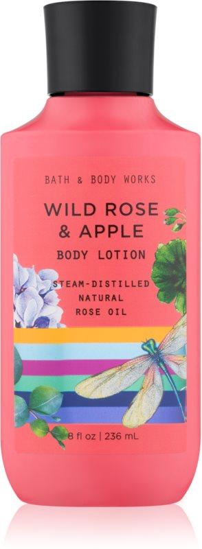 Bath & Body Works Wild Rose & Apple Body Lotion for Women 236 ml