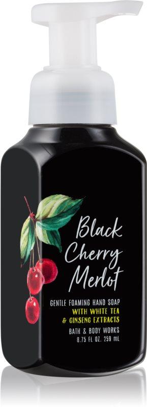 Bath & Body Works Black Cherry Merlot pjenasti sapun za ruke