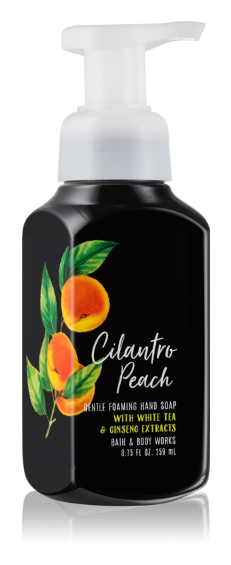 Bath & Body Works Cilantro Peach мило-піна для рук