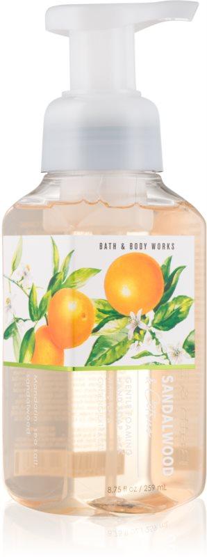Bath & Body Works Sandalwood & Citrus penasto milo za roke