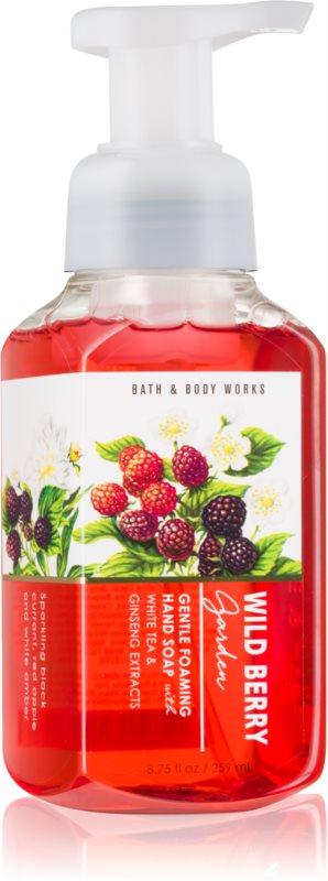 Bath & Body Works Wild Berry Garden мило-піна для рук