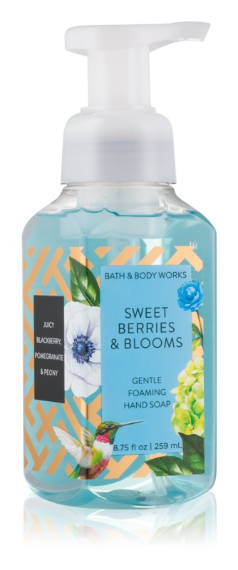 Bath & Body Works Sweet Berries & Blooms penové mydlo na ruky