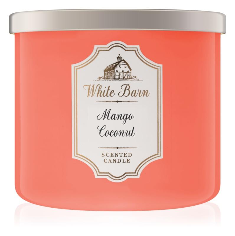 Bath & Body Works Mango Coconut Duftkerze  411 g
