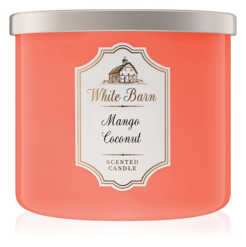 Bath & Body Works Mango Coconut Scented Candle 411 g