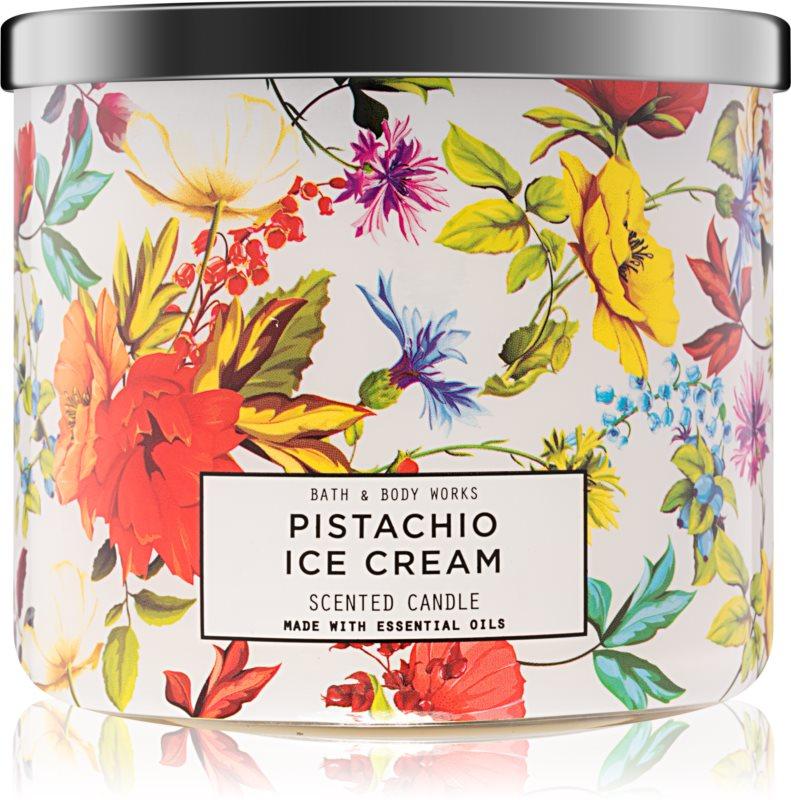 Bath & Body Works Pistachio Ice Cream Scented Candle 411 g