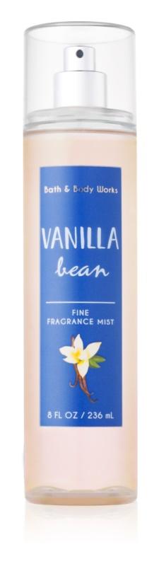 Bath & Body Works Vanilla Bean tělový sprej pro ženy 236 ml