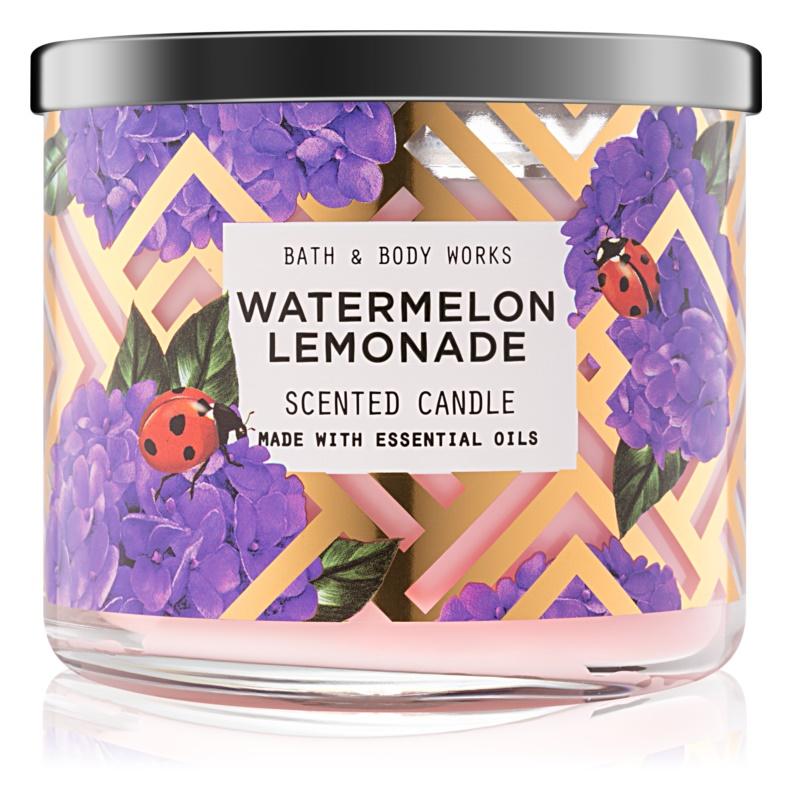 Bath & Body Works Watermelon Lemonade lumânare parfumată  411 g II.