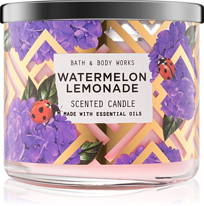 Bath & Body Works Watermelon Lemonade lumanari parfumate  411 g II.