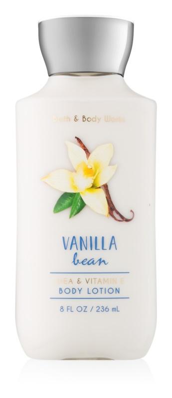 Bath & Body Works Vanilla Bean tělové mléko pro ženy 236 ml