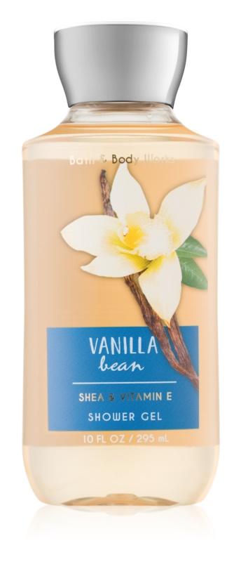 Bath & Body Works Vanilla Bean tusfürdő nőknek 295 ml