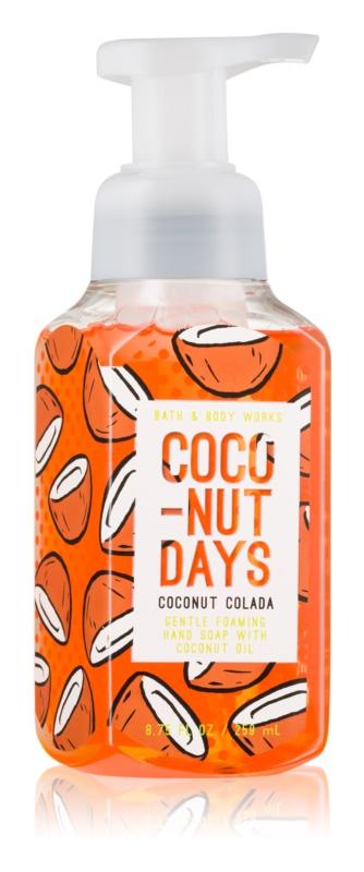 Bath & Body Works Coconut Colada Sapun spuma pentru maini