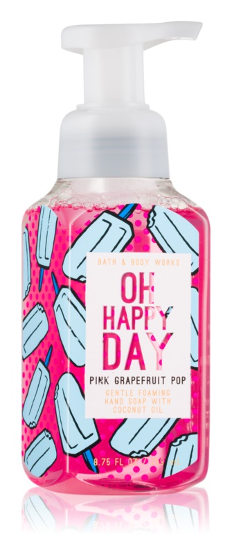 Bath & Body Works Pink Grapefruit Pop pěnové mýdlo na ruce